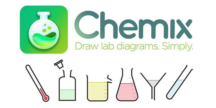 Chemix - Draw Lab Diagrams. Simply.
